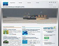 CCNR (ommission Centrale pour la Navigation du Rhin)