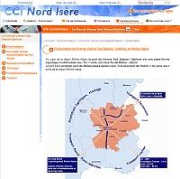 Port de Vienne sud salaise - CCI Nord isère
