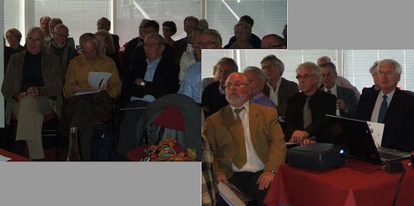 3 MAI 2012 à ANNECY: Assemblée Générale Ordinaire